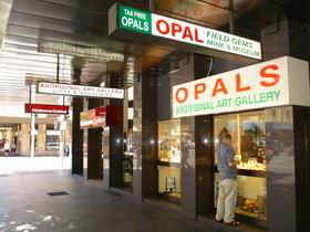 Opal Field Gems Mine And Museum Adelaide City