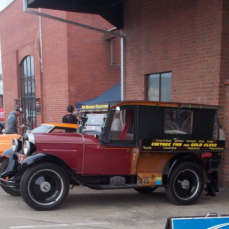 Vintage Fun Hire Cars - Attractions