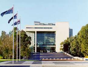 High Court of Australia Parkes Place