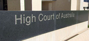 High Court Of Australia Parkes Place - Attractions