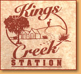 Kings Creek Station - Attractions