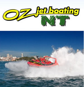 Oz Jetboating - Darwin - Attractions