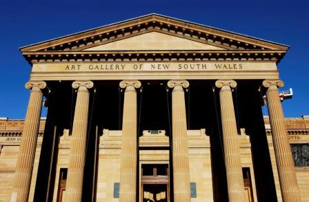 Art Gallery Of New South Wales - Attractions