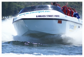 Swan Jet Adventures - Attractions