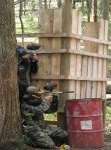 Challenge Paintball & Laser Skirmish - Attractions
