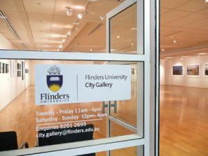 Flinders University City Gallery - Attractions