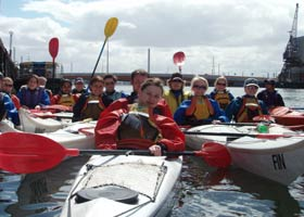 Sea Kayak Melbourne And Victoria - Attractions