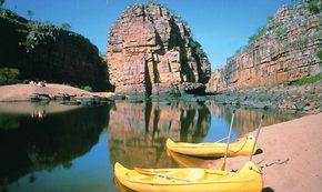 Katherine Gorge - Attractions