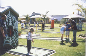 Bairnsdale Archery, Mini Golf & Games Park - Attractions