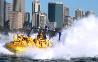 Jetboating Sydney - Attractions
