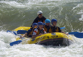 Penrith Whitewater Stadium - Attractions