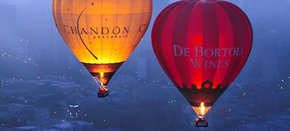 Global Ballooning Australia - Attractions