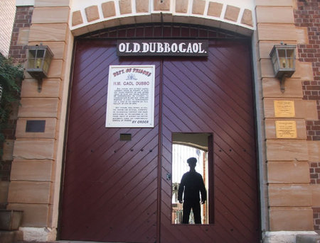Old Dubbo Gaol - Attractions