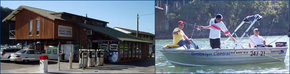 Brooklyn Central Boat Hire  General Store - Attractions