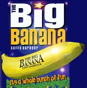 Big Banana - Attractions