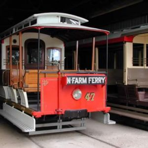 Brisbane Tramway Museum - Attractions