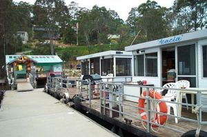 Clyde River Houseboats - Attractions