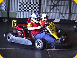 Indoor Kart Hire - Attractions