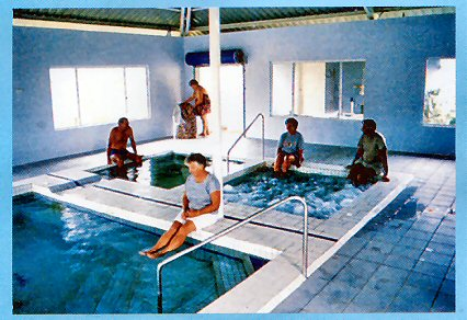 Innot Hot Springs Leisure  Health Park - Attractions