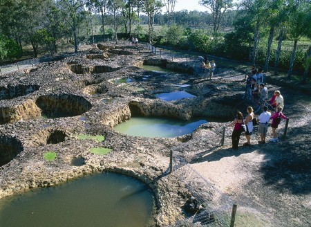 Mystery Craters - Attractions