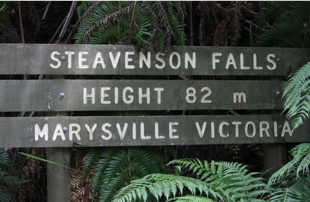 Stevensons Falls - Attractions