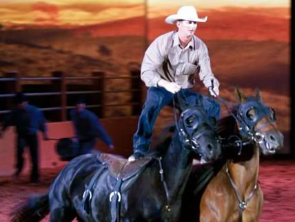 Australian Outback Spectacular - Attractions