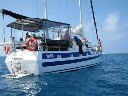Coral Sea Dreaming Dive And Sail - Attractions