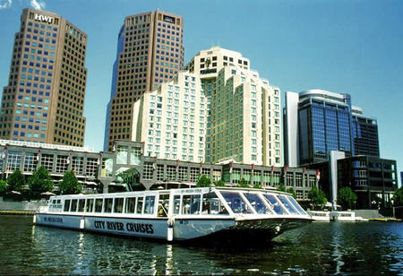 City River Cruises Melbourne
