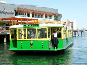 Melbourne Tramboat Cruises - Attractions