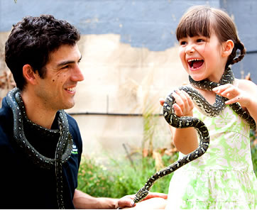 Reptile Encounters - Attractions