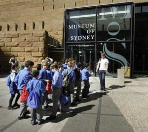 Museum of Sydney - Attractions