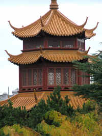 Chinese Garden of Friendship - Attractions