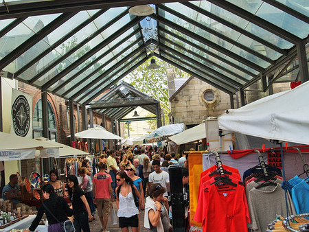 Paddington Markets - Attractions