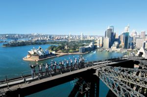 Sydney Harbour Bridge Climb - Attractions