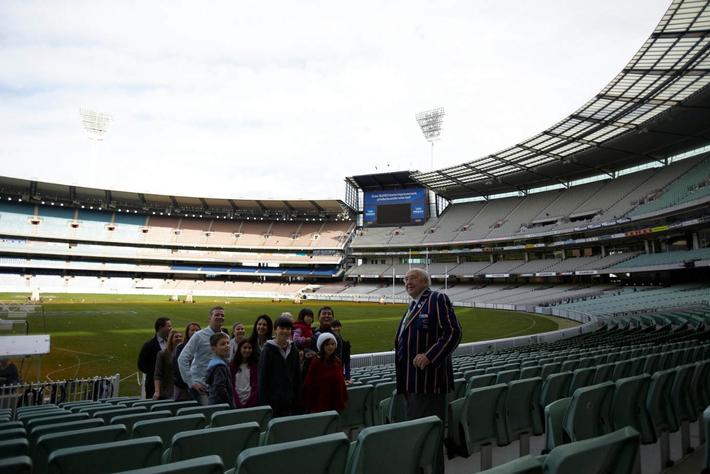 Melbourne Cricket Ground - Attractions