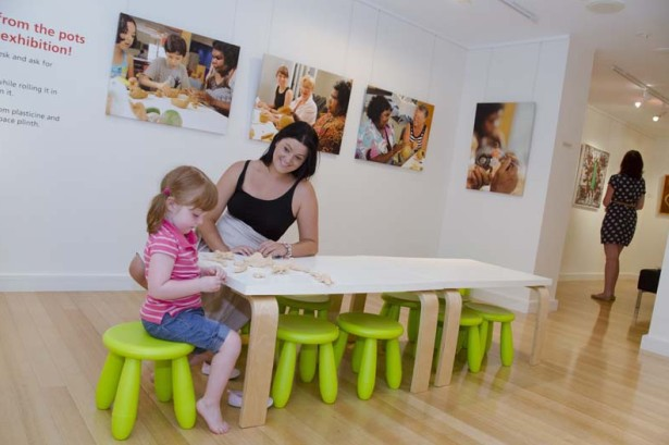 Redland Art Gallery - Attractions