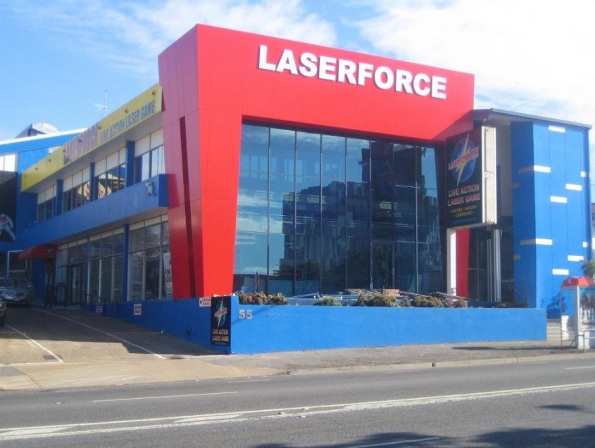 Laserforce - Attractions