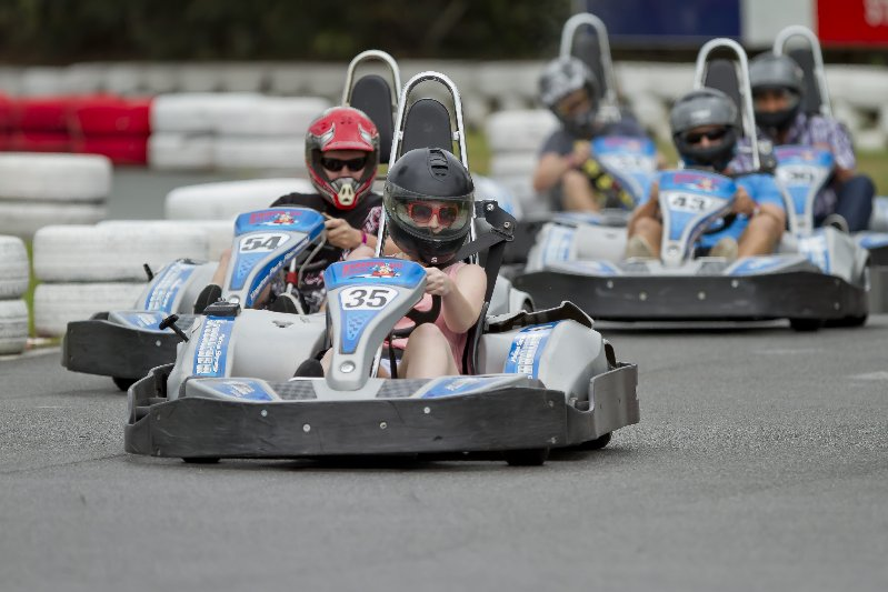 Kingston Park Raceway Go Karting - Attractions