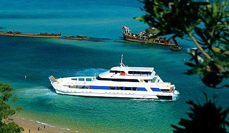 Queensland Day Tours - Attractions