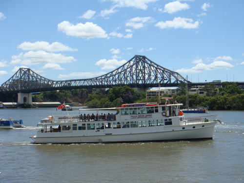 Brisbane Cruises - Attractions
