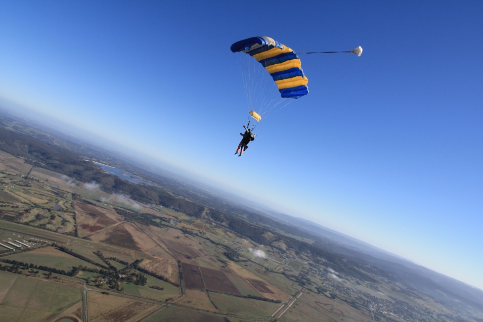 Skydive The Beach And Beyond Yarra Valley - Attractions