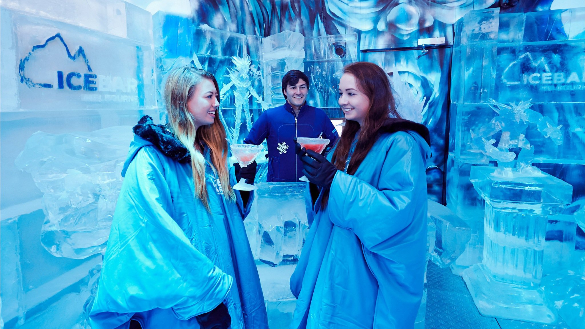 Icebar Melbourne - Attractions