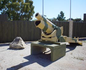 Military Museum Merredin - Attractions