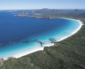Lucky Bay - Attractions