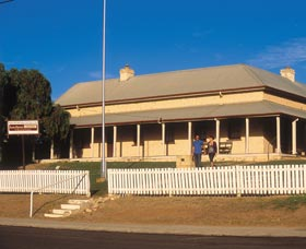 Irwin District Museum - Attractions