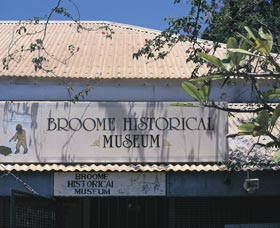 Broome Historical Society Museum - Attractions