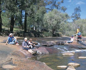 John Forrest National Park - Attractions