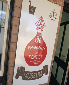 Pharmacy Museum - Attractions