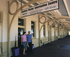 Old Railway Station Bunbury - Attractions