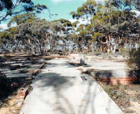 Merredin Army Hospital Site